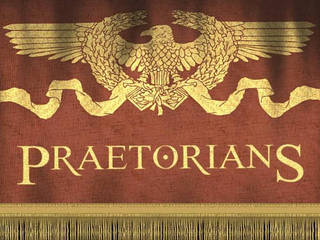 Преторианцы (Praetorians) на двоих с братцем. Цари горы! Властелин Колец